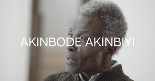 Interview with Akinbode Akinbiyi