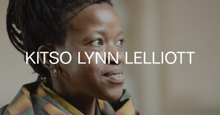 Interview mit Kitso Lynn Lelliott