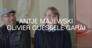 Interview with Antje Majewski and Olivier Guesselé-Garai