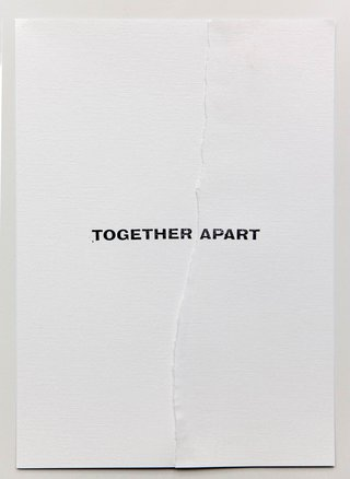 Tim Etchells: Together Apart