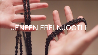 Interview with Jeneen Frei Njootli